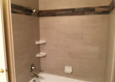 Bathroom Home Remodeling Project from Lawler Construction (6)