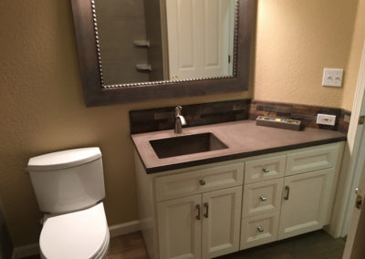 Bathroom Home Remodeling Project from Lawler Construction (8)