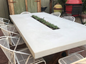 Custom Concrete Countertops in Redding CA