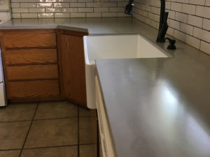 Concrete Kitchen Countertops | Redding | Anderson | Lawler ...